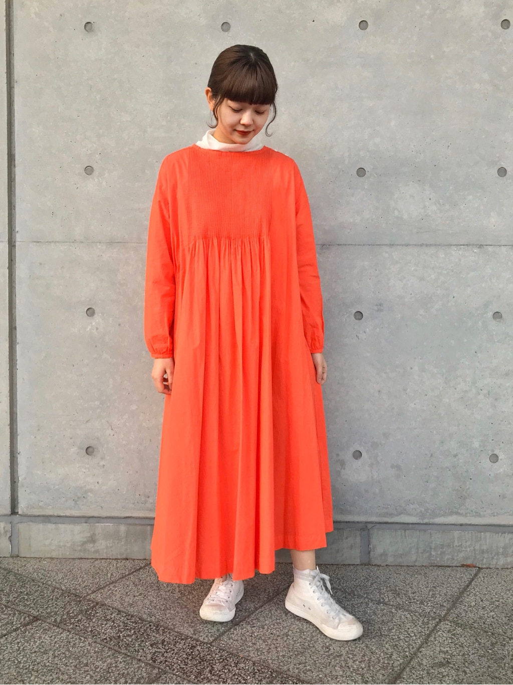 l'atelier du savon 新宿ミロード 身長:154cm 2021.02.03