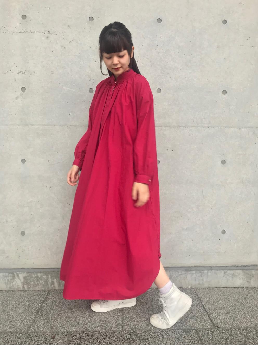 l'atelier du savon 東京スカイツリータウン・ソラマチ 身長:154cm 2020.09.15