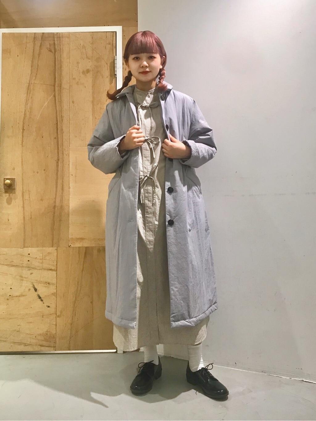 l'atelier du savon 新宿ミロード 身長:154cm 2020.12.10