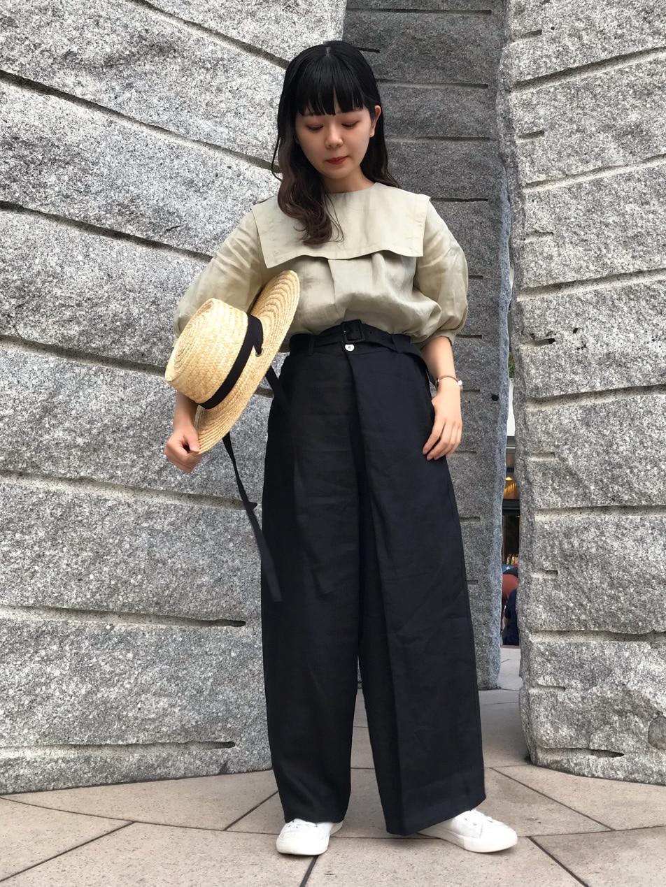 l'atelier du savon 東京スカイツリータウン・ソラマチ 身長:154cm 2020.07.03