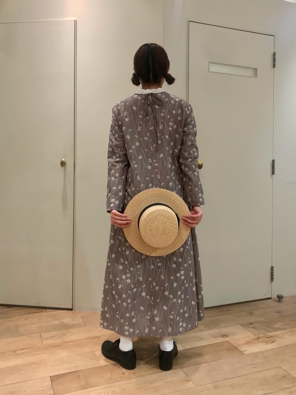 l'atelier du savon 東京スカイツリータウン・ソラマチ 身長:154cm 2021.03.04