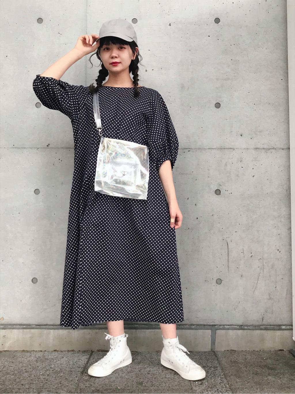 l'atelier du savon 東京スカイツリータウン・ソラマチ 身長:154cm 2020.06.11
