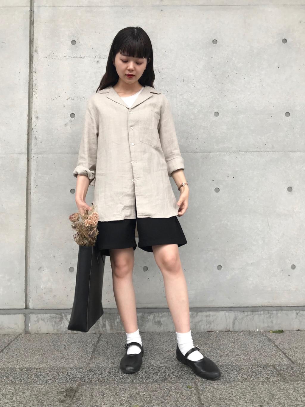 l'atelier du savon 東京スカイツリータウン・ソラマチ 身長:154cm 2020.08.04