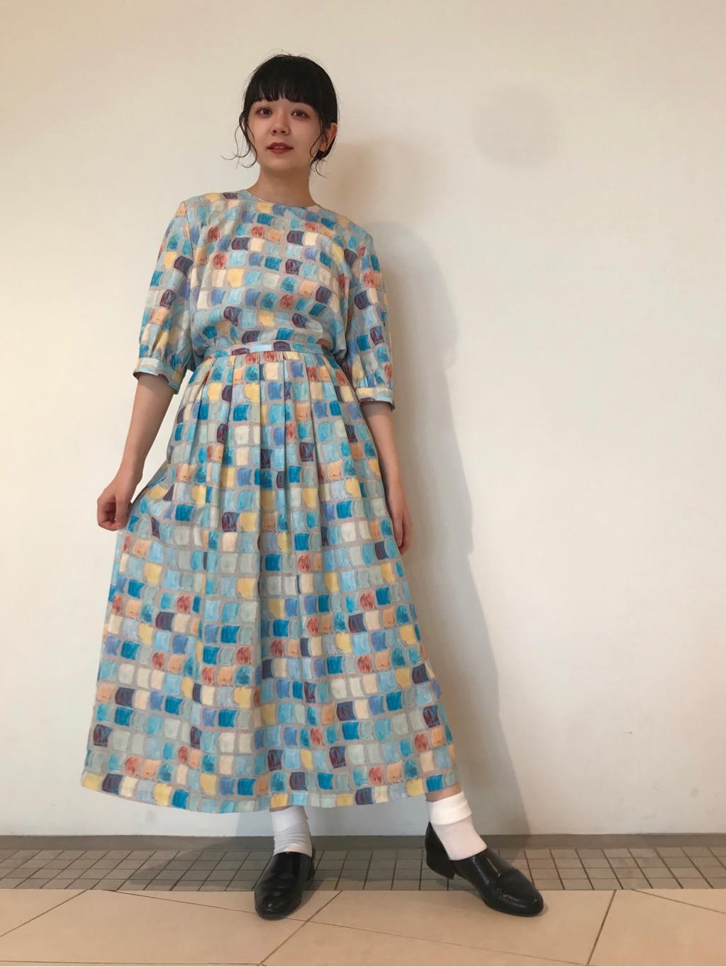l'atelier du savon 東京スカイツリータウン・ソラマチ 身長:154cm 2020.06.15