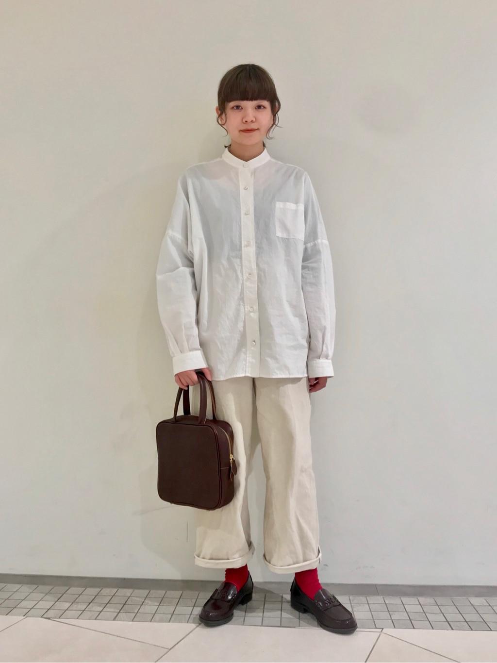 l'atelier du savon 新宿ミロード 身長:154cm 2021.02.05