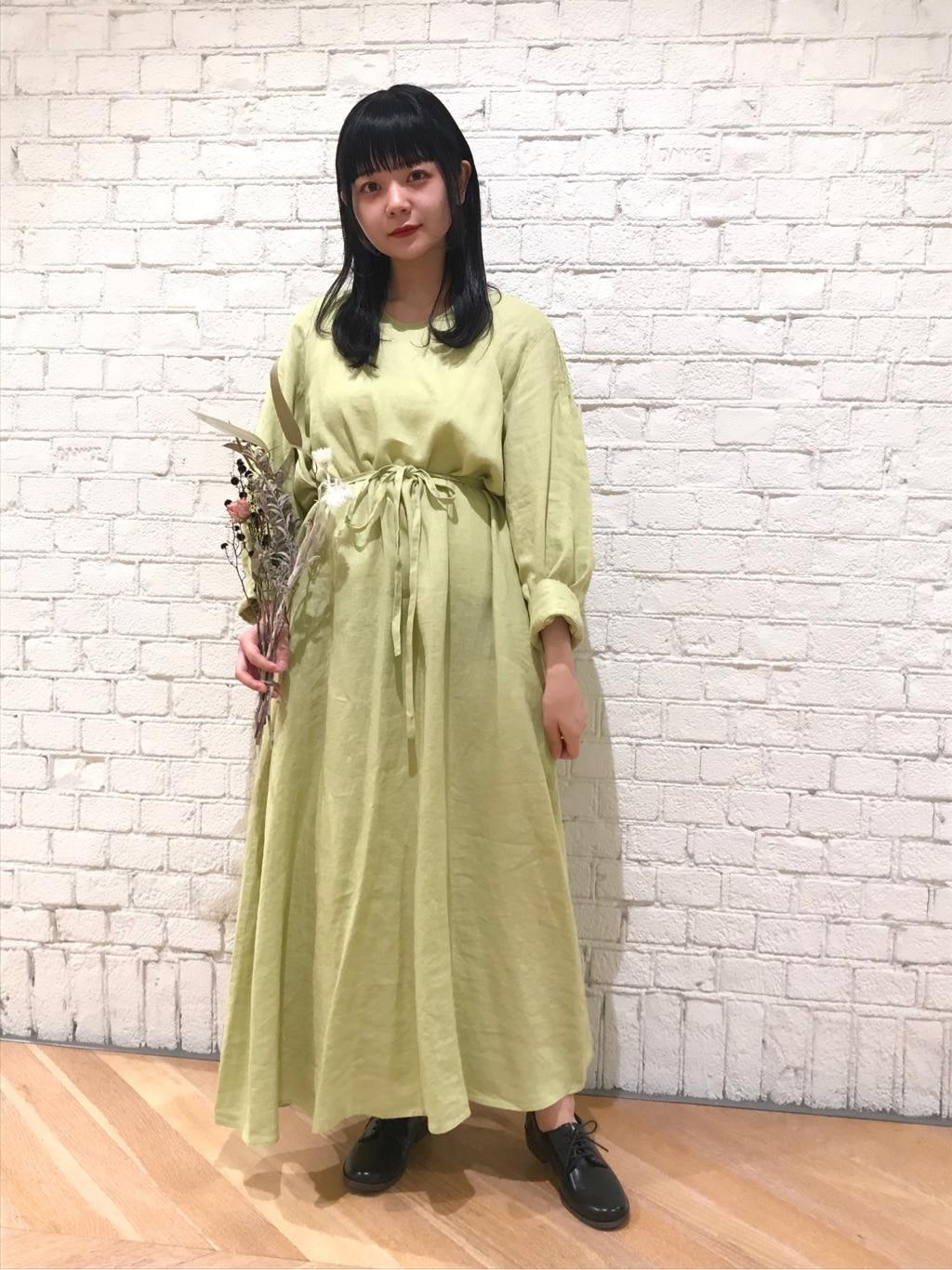 l'atelier du savon 東京スカイツリータウン・ソラマチ 身長:154cm 2020.06.09