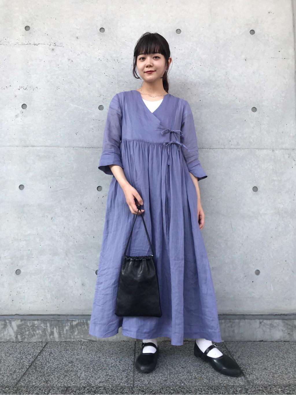 l'atelier du savon 東京スカイツリータウン・ソラマチ 身長:154cm 2020.08.18
