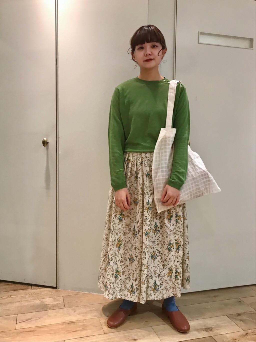 l'atelier du savon 東京スカイツリータウン・ソラマチ 身長:154cm 2021.03.01