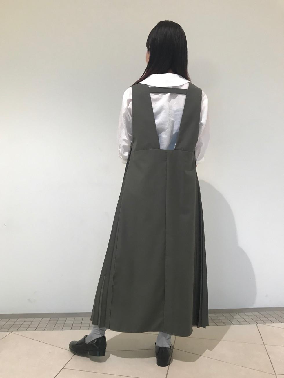 l'atelier du savon 東京スカイツリータウン・ソラマチ 身長:154cm 2020.07.04