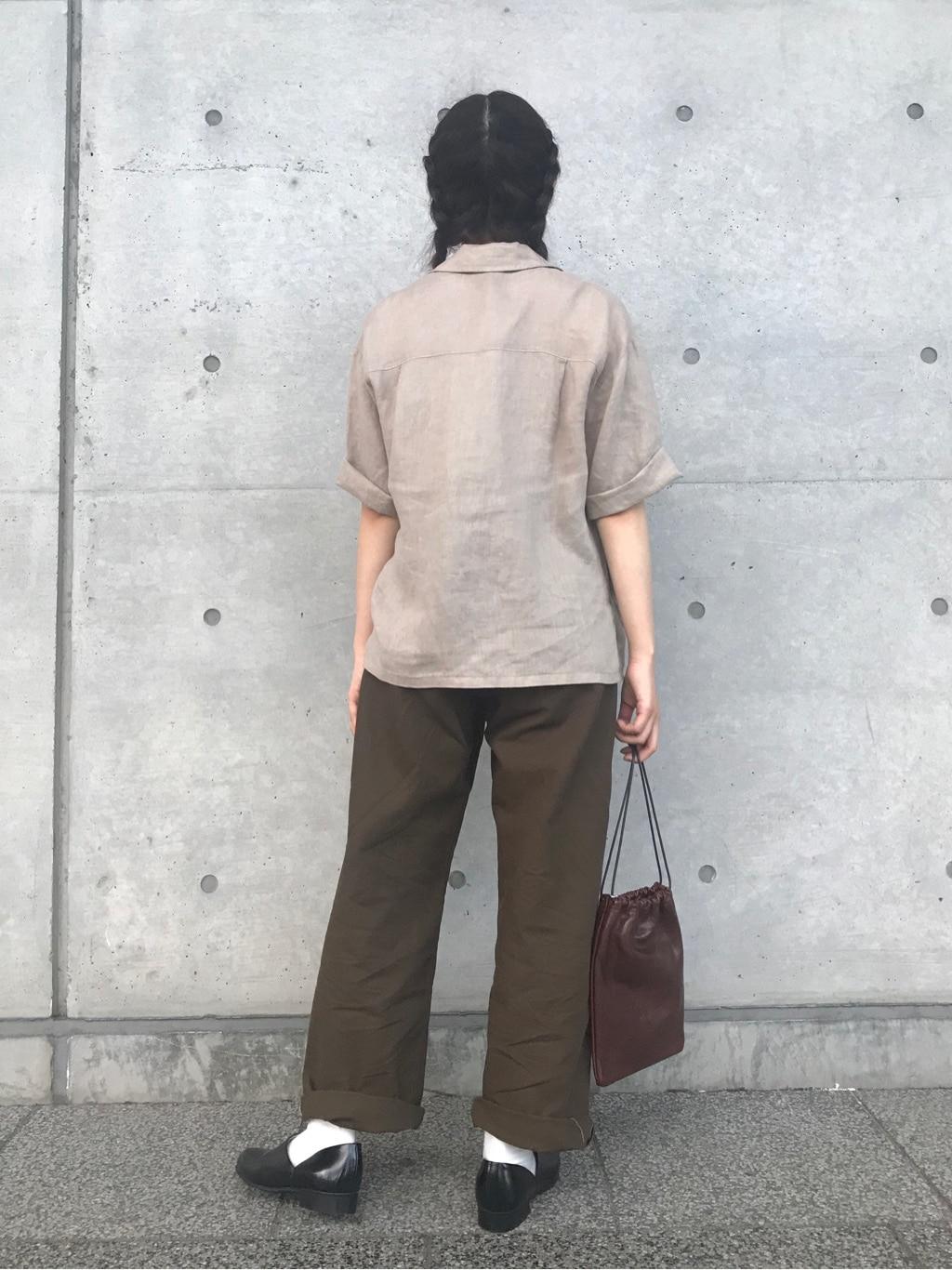 l'atelier du savon 東京スカイツリータウン・ソラマチ 身長:154cm 2020.07.31