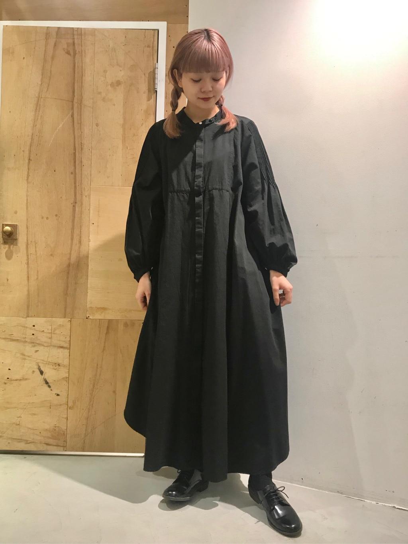l'atelier du savon 新宿ミロード 身長:154cm 2021.01.05