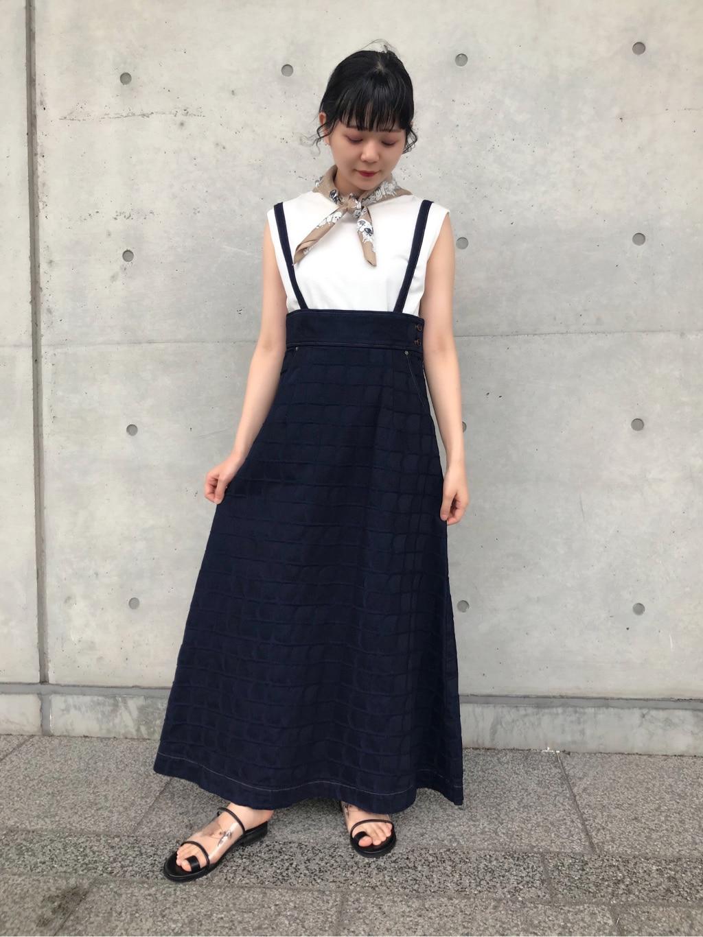 l'atelier du savon 東京スカイツリータウン・ソラマチ 身長:154cm 2020.06.16