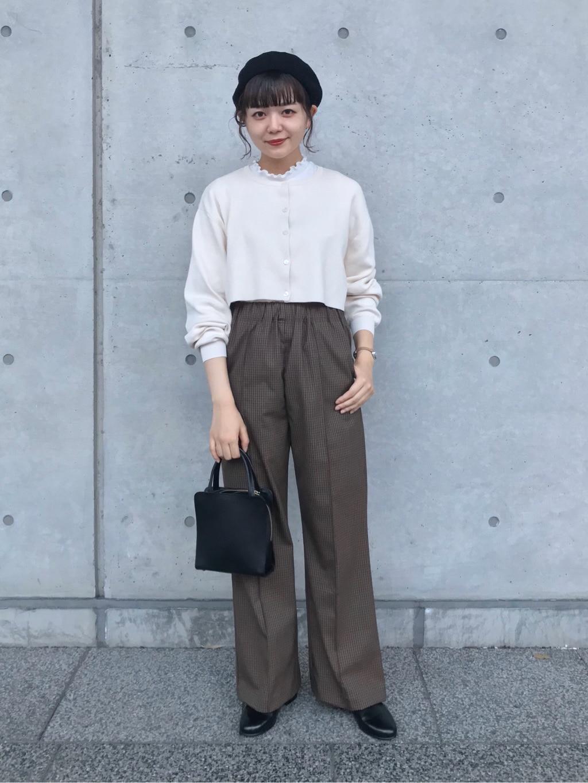 l'atelier du savon 東京スカイツリータウン・ソラマチ 身長:154cm 2020.09.02