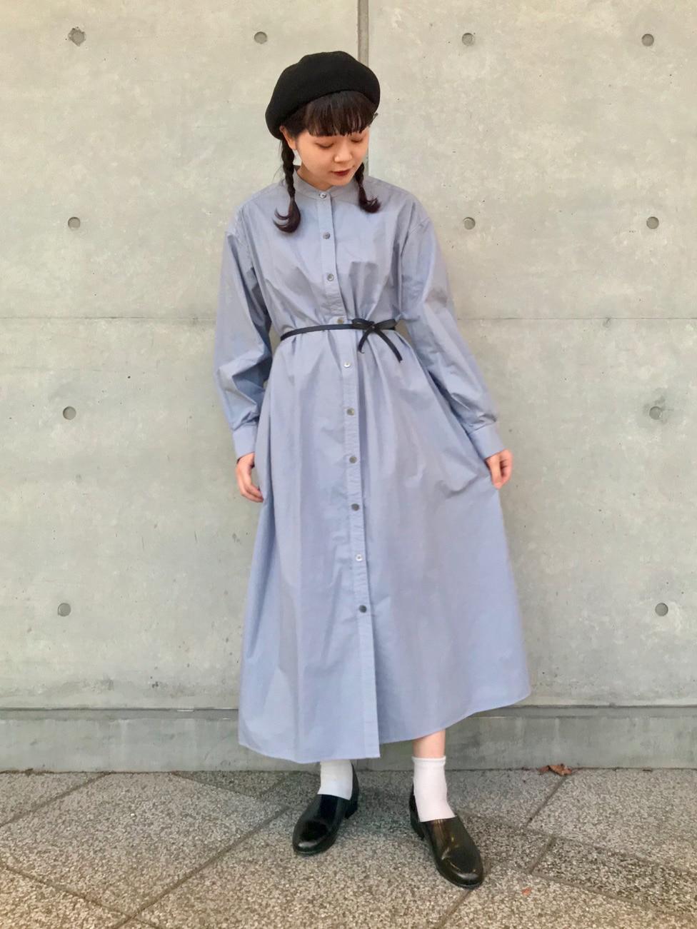 l'atelier du savon 東京スカイツリータウン・ソラマチ 身長:154cm 2020.10.05