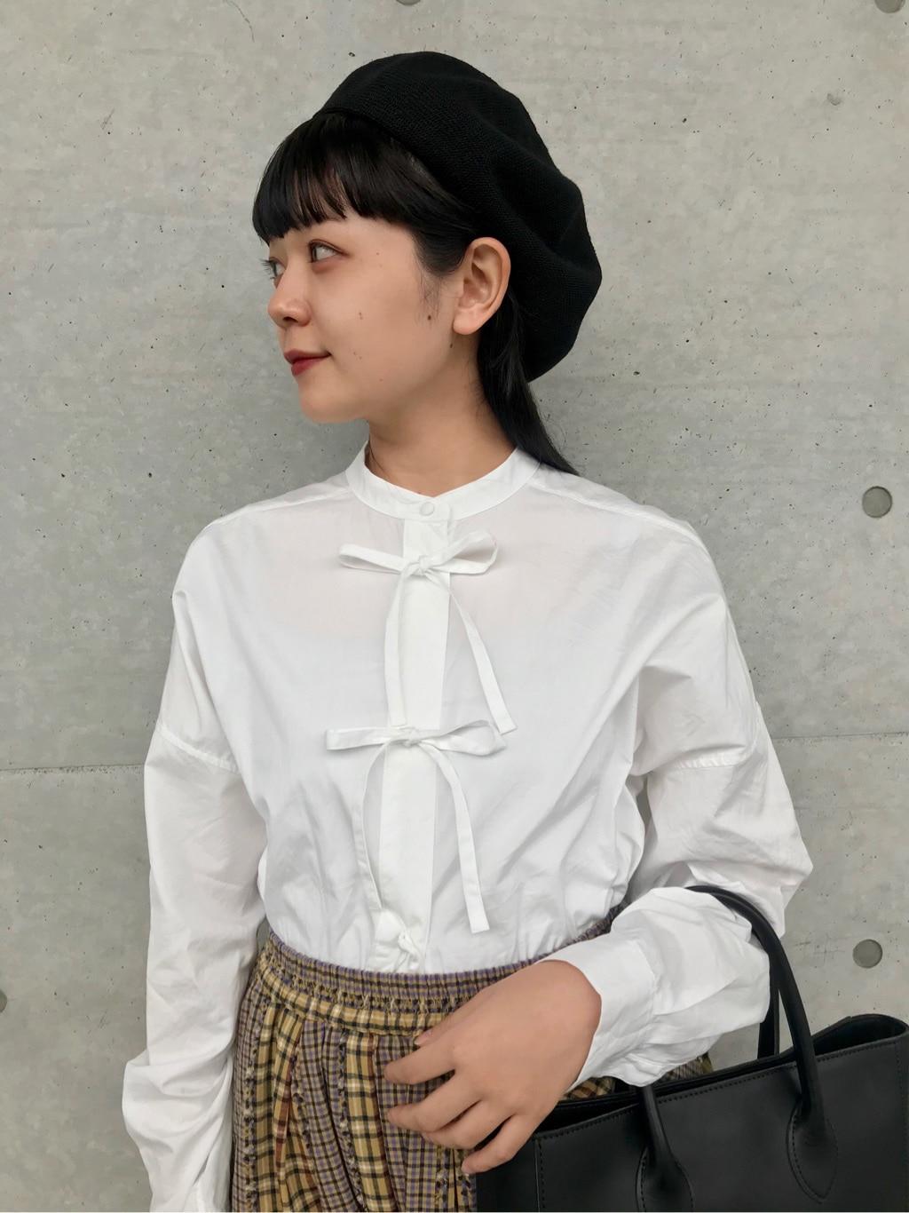 l'atelier du savon 東京スカイツリータウン・ソラマチ 身長:154cm 2020.09.25