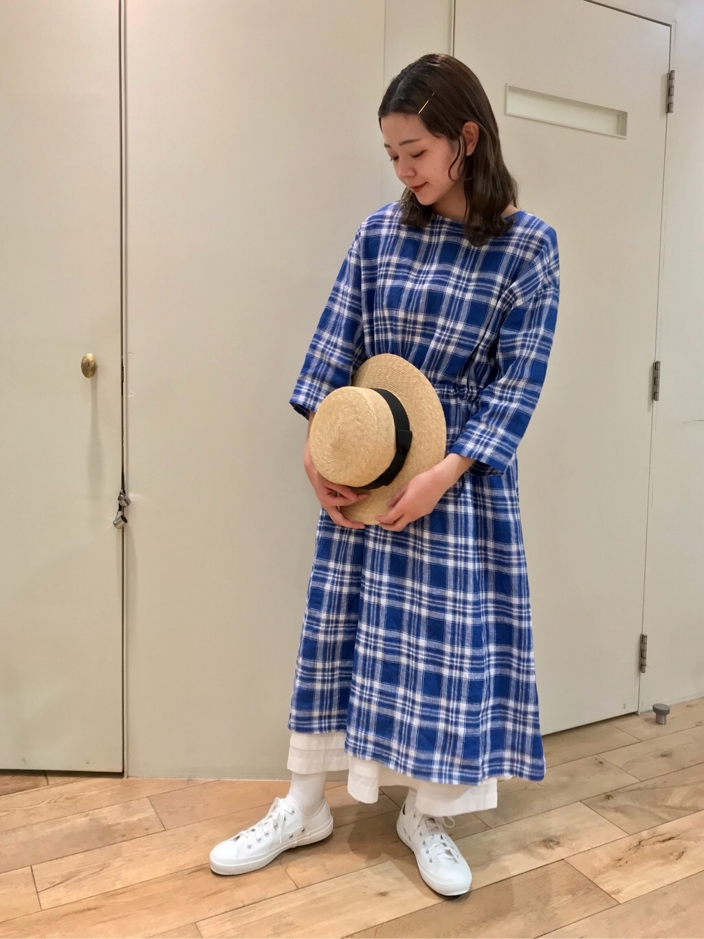 l'atelier du savon 東京スカイツリータウン・ソラマチ 身長:154cm 2021.03.25