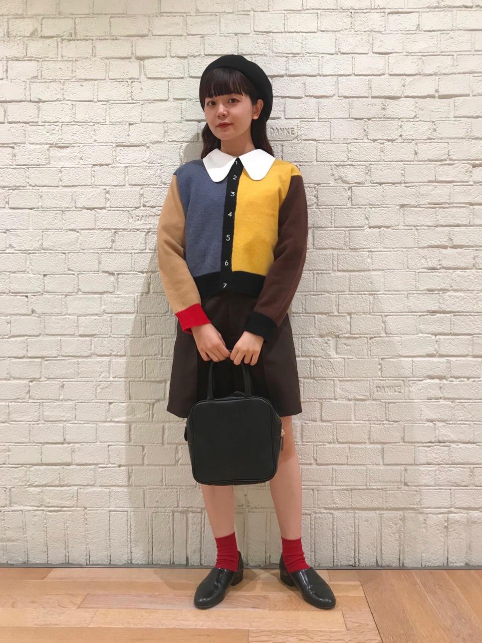 l'atelier du savon 東京スカイツリータウン・ソラマチ 身長:154cm 2020.09.14
