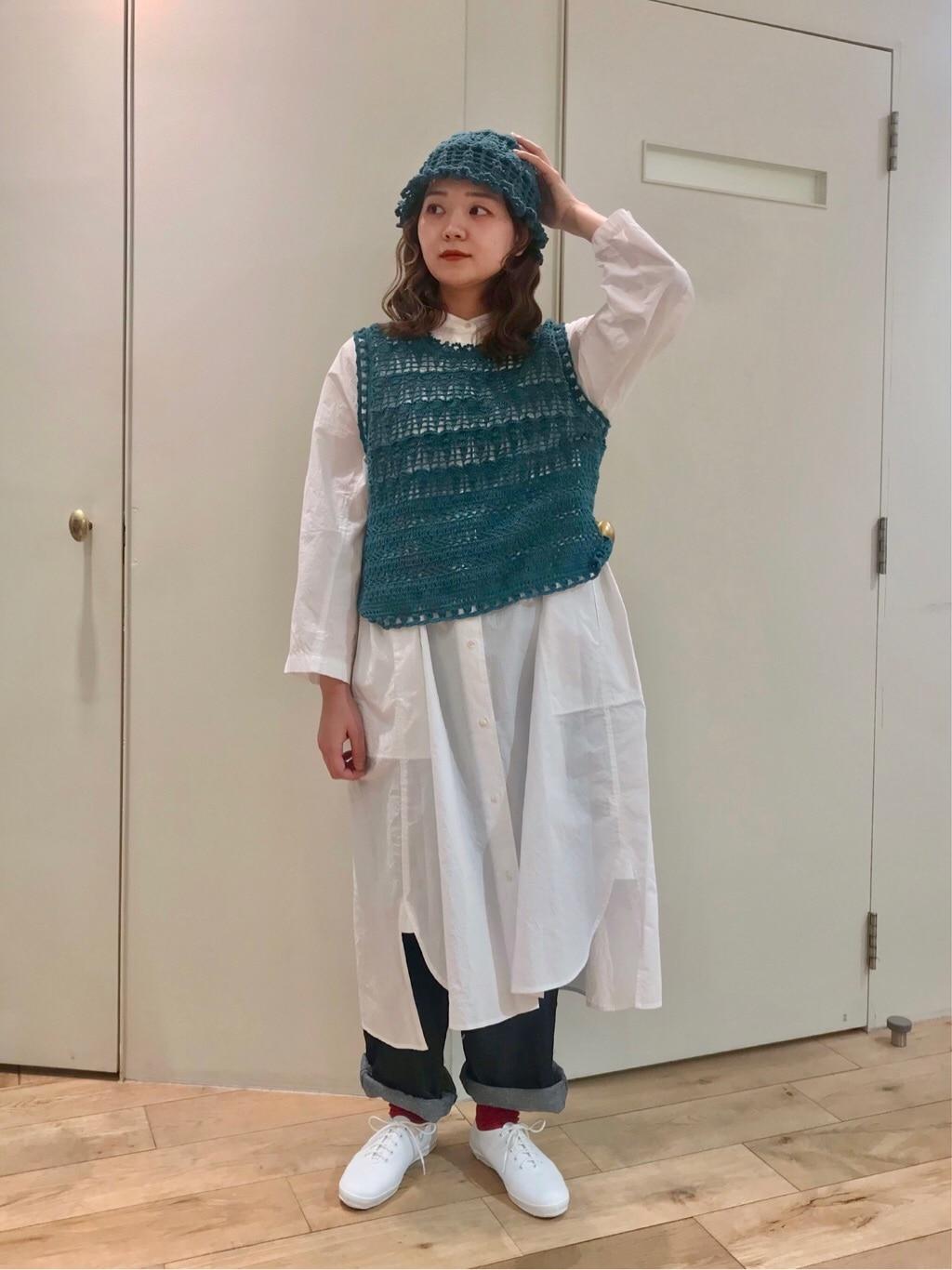 l'atelier du savon 東京スカイツリータウン・ソラマチ 身長:154cm 2021.03.10