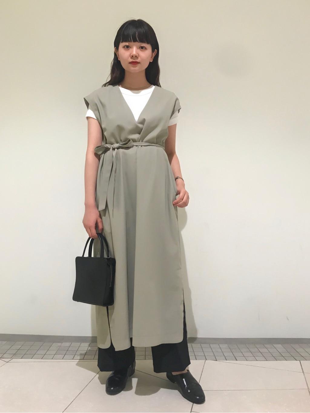 l'atelier du savon 東京スカイツリータウン・ソラマチ 身長:154cm 2020.07.21