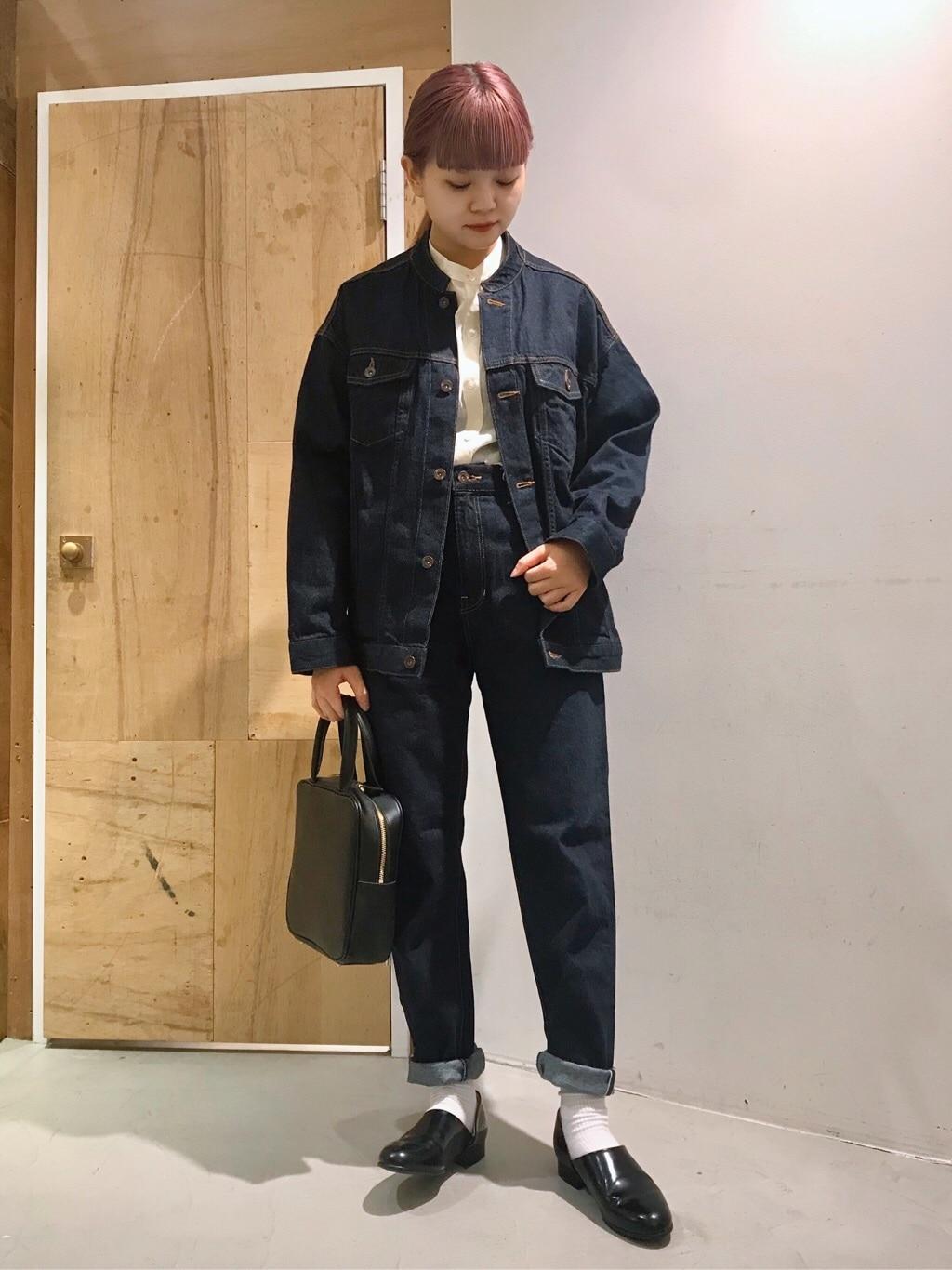 l'atelier du savon 新宿ミロード 身長:154cm 2020.12.12
