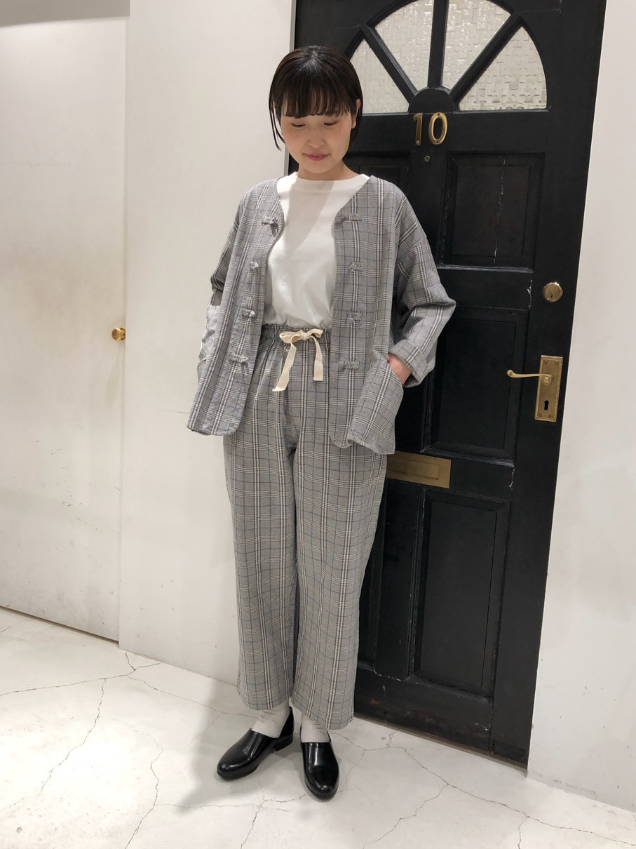 Dot and Stripes CHILD WOMAN ルクアイーレ 身長:165cm 2021.04.08