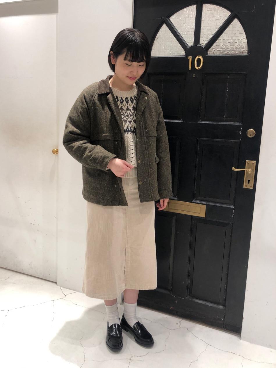Dot and Stripes CHILD WOMAN ルクアイーレ 身長:165cm 2020.11.25
