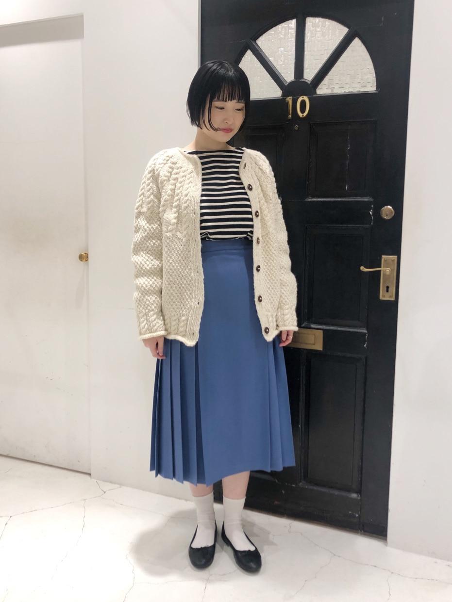 Dot and Stripes CHILD WOMAN ルクアイーレ 身長:165cm 2020.10.13