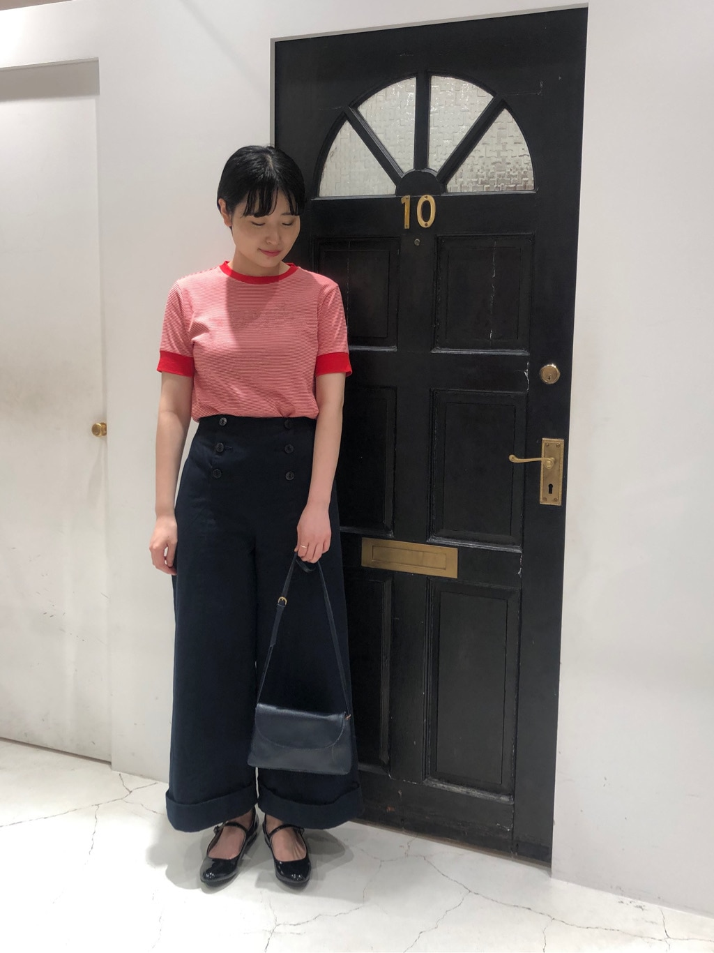 Dot and Stripes CHILD WOMAN ルクアイーレ 身長:165cm 2020.07.29