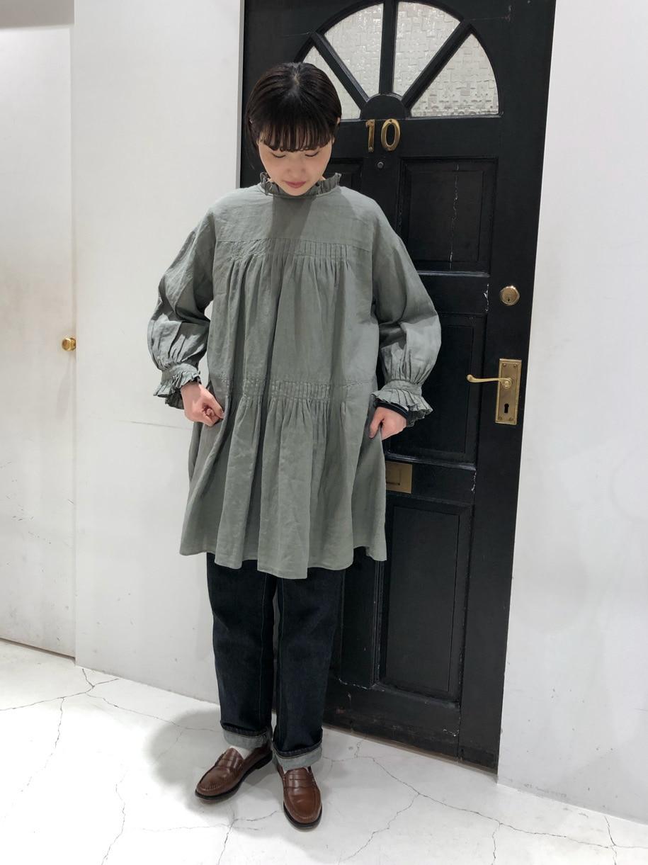 Dot and Stripes CHILD WOMAN ルクアイーレ 身長:165cm 2021.04.07