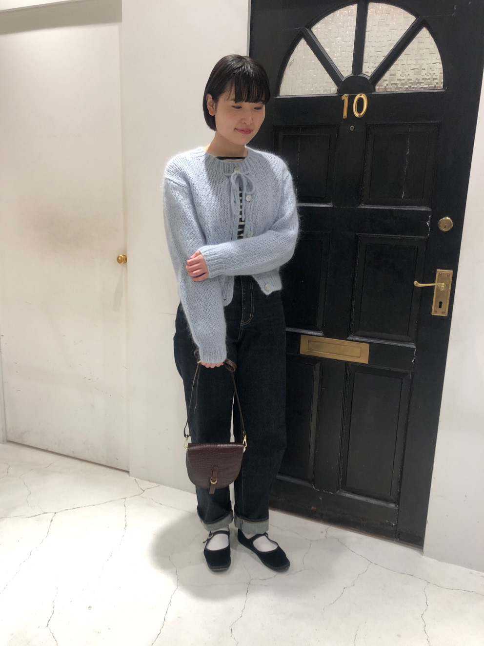 Dot and Stripes CHILD WOMAN ルクアイーレ 身長:165cm 2020.11.26