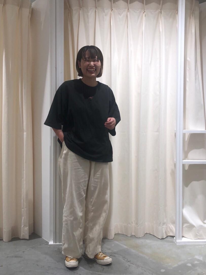 PAR ICI なんばパークス 身長:165cm 2019.08.23