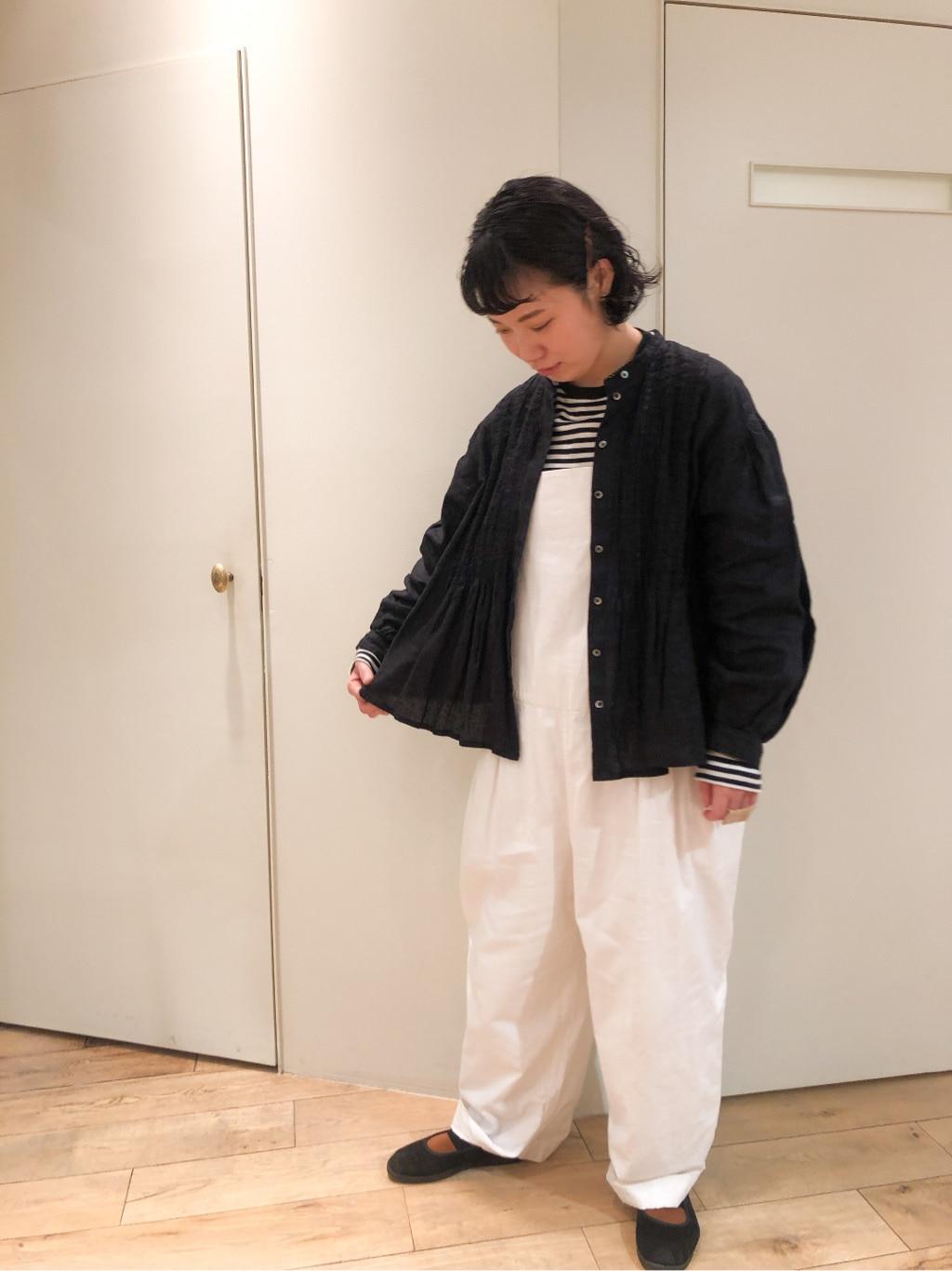 bulle de savon 新宿ミロード 身長:156cm 2021.02.22