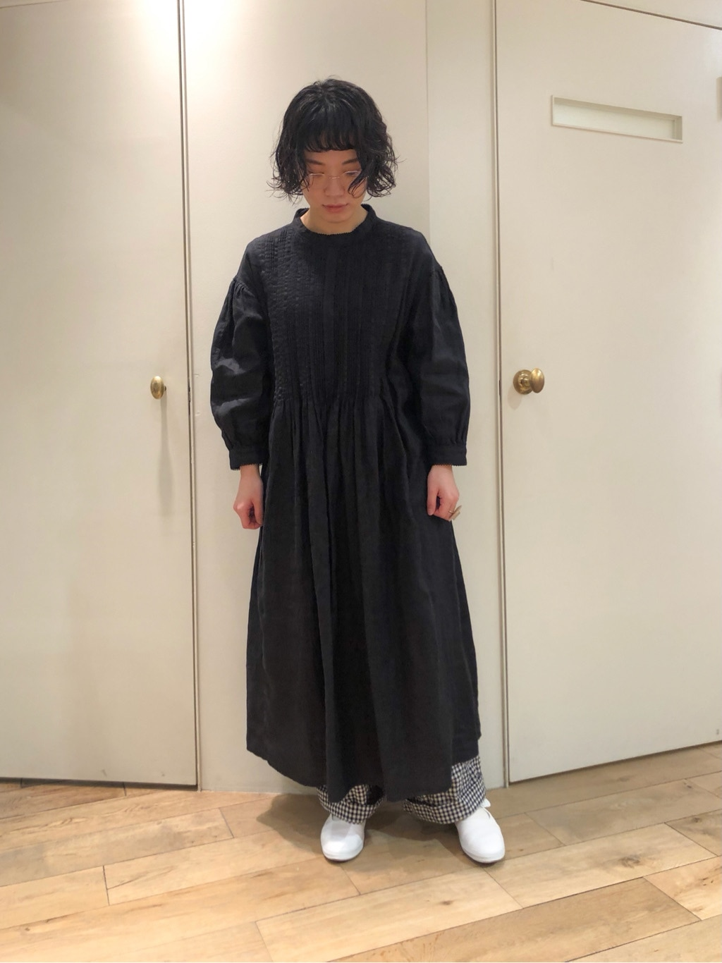 bulle de savon 新宿ミロード 身長:156cm 2021.02.16
