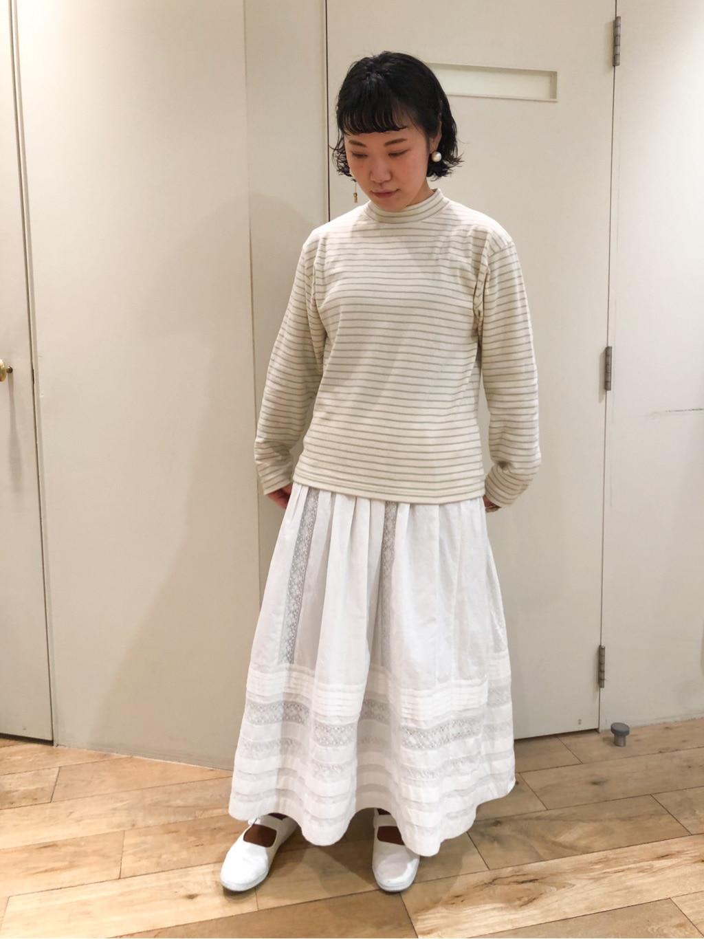 bulle de savon 新宿ミロード 身長:156cm 2021.02.24