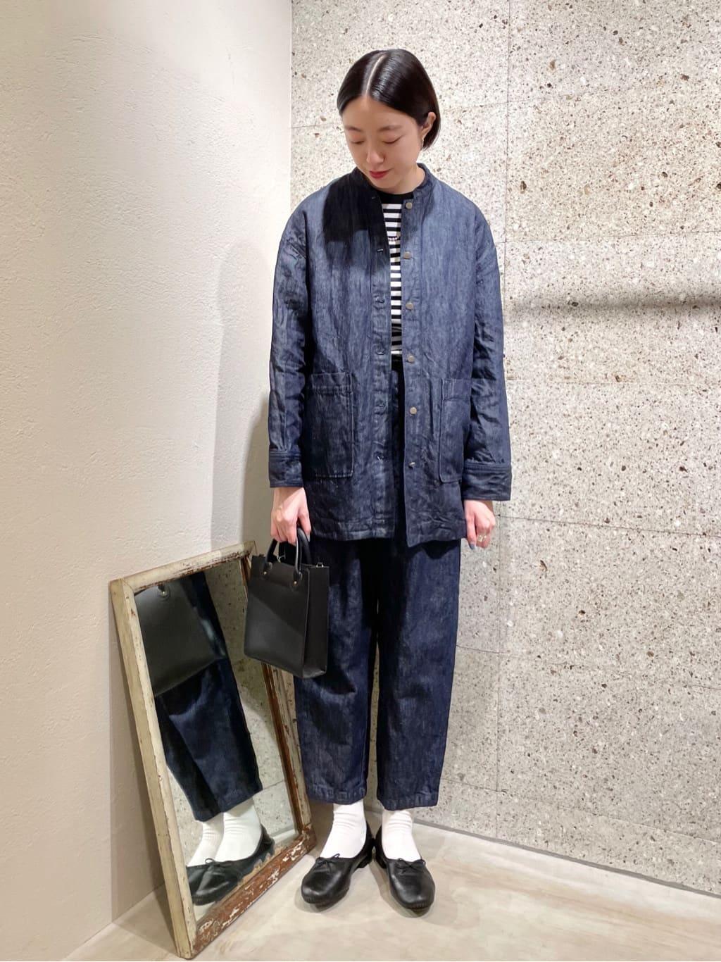 yuni ニュウマン横浜 身長:166cm 2021.08.27