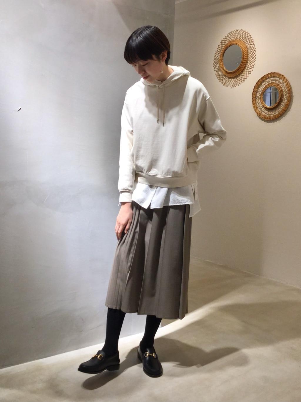 yuni ニュウマン横浜 身長:166cm 2020.11.26
