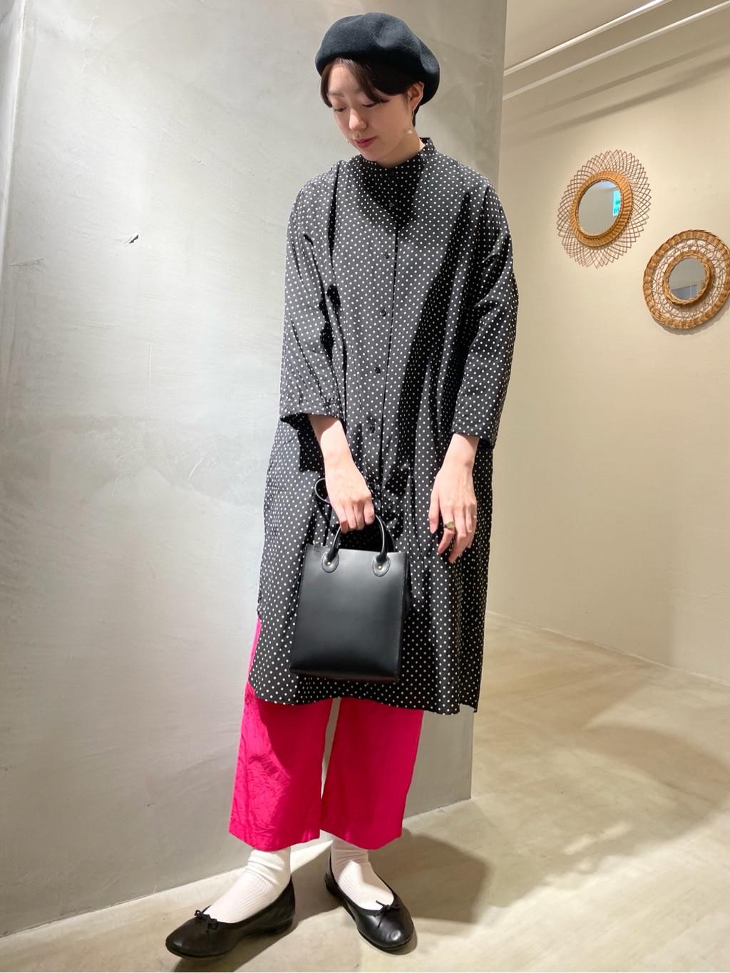 yuni ニュウマン横浜 身長:166cm 2021.03.10