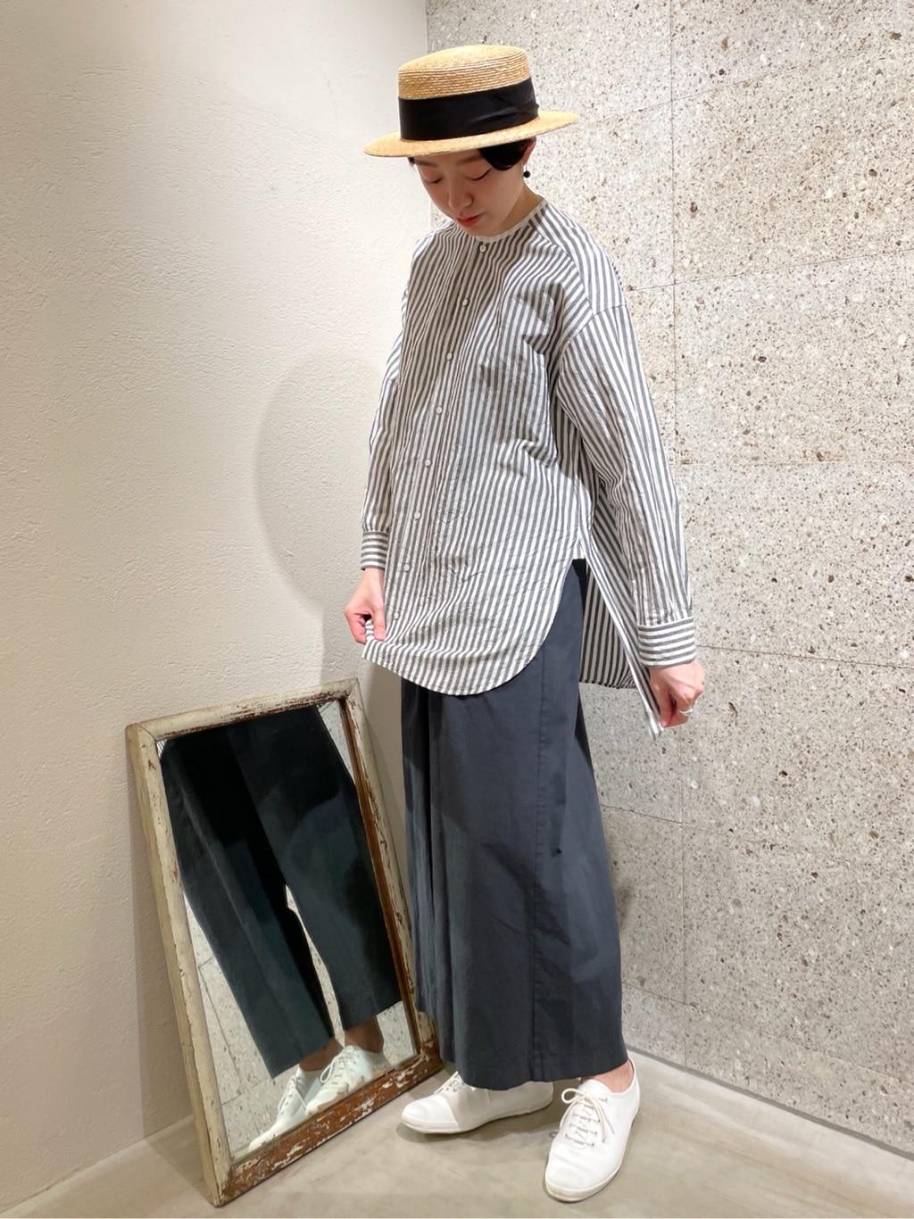 yuni ニュウマン横浜 身長:166cm 2021.04.16