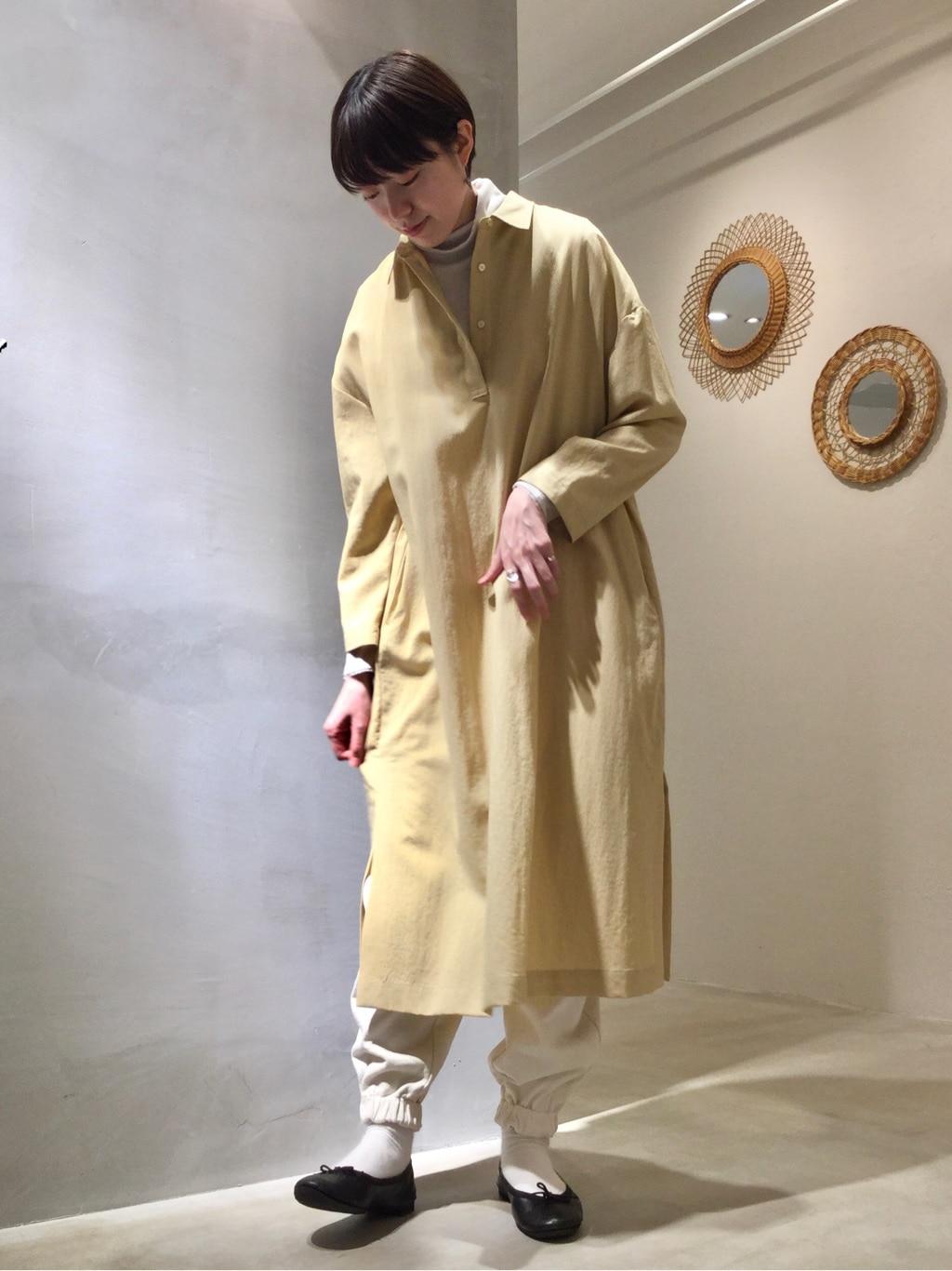 yuni ニュウマン横浜 身長:166cm 2021.01.23