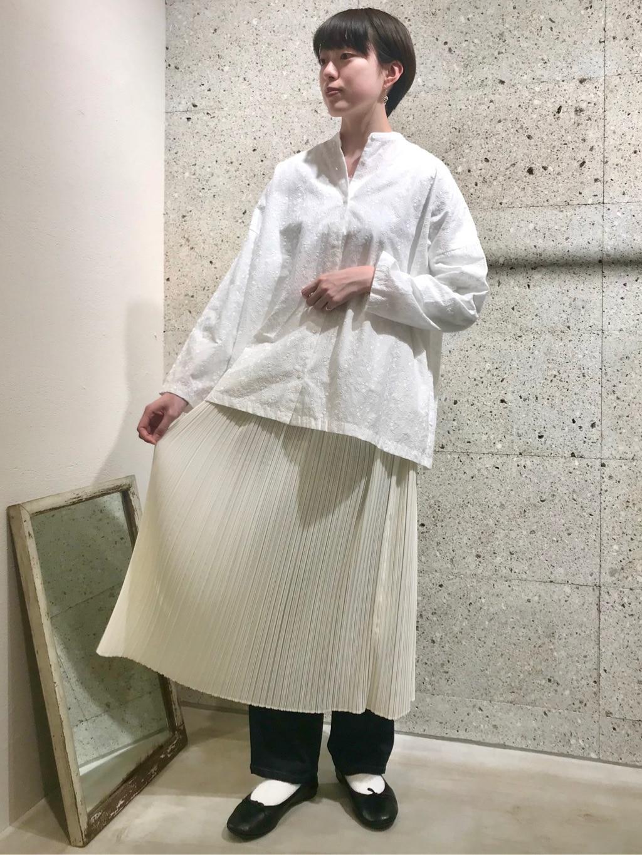 yuni ニュウマン横浜 身長:166cm 2021.01.09