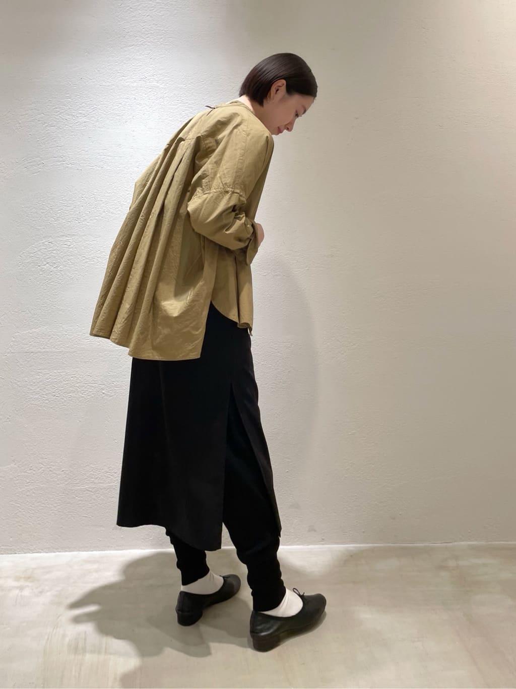 yuni ニュウマン横浜 身長:166cm 2021.09.11