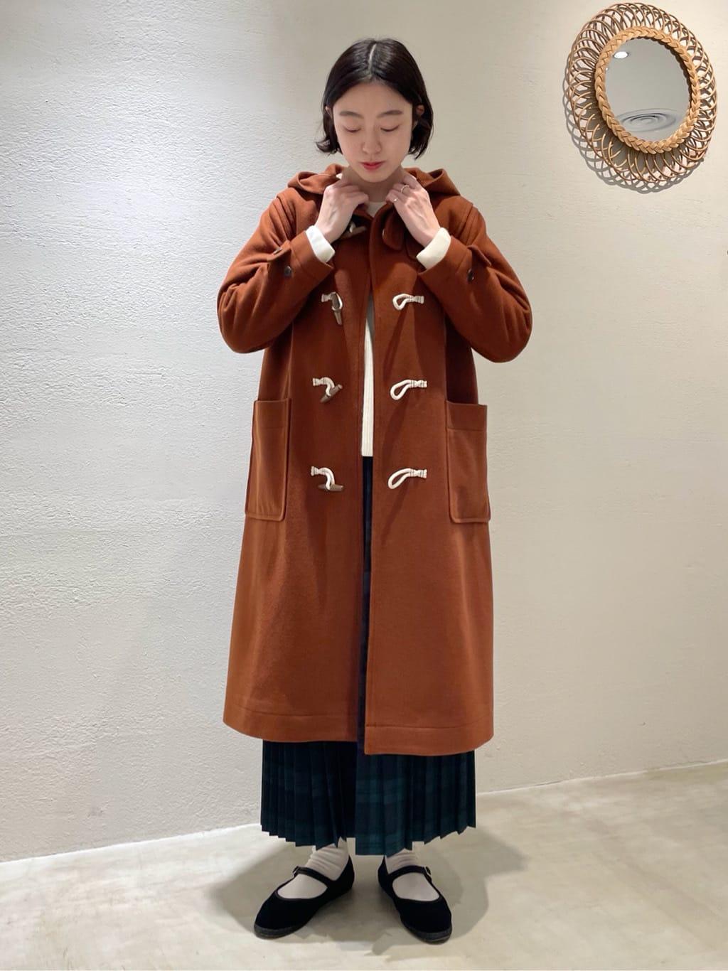 【 NEW 】yuni ニュウマン横浜 身長:166cm 2021.10.28