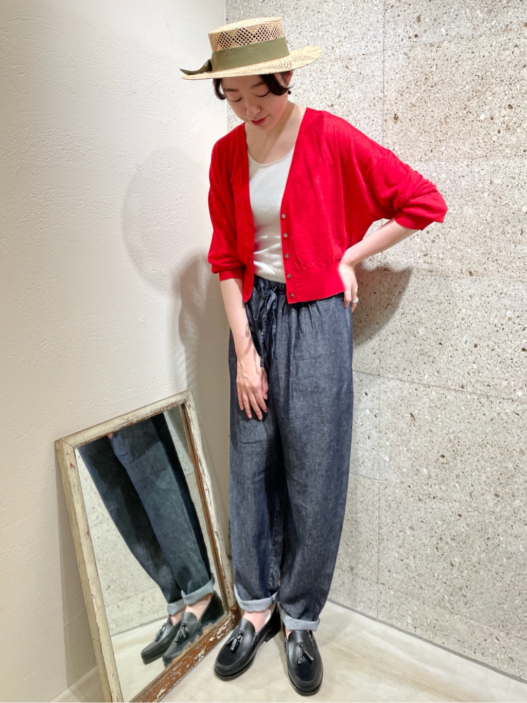 yuni ニュウマン横浜 身長:166cm 2021.05.21