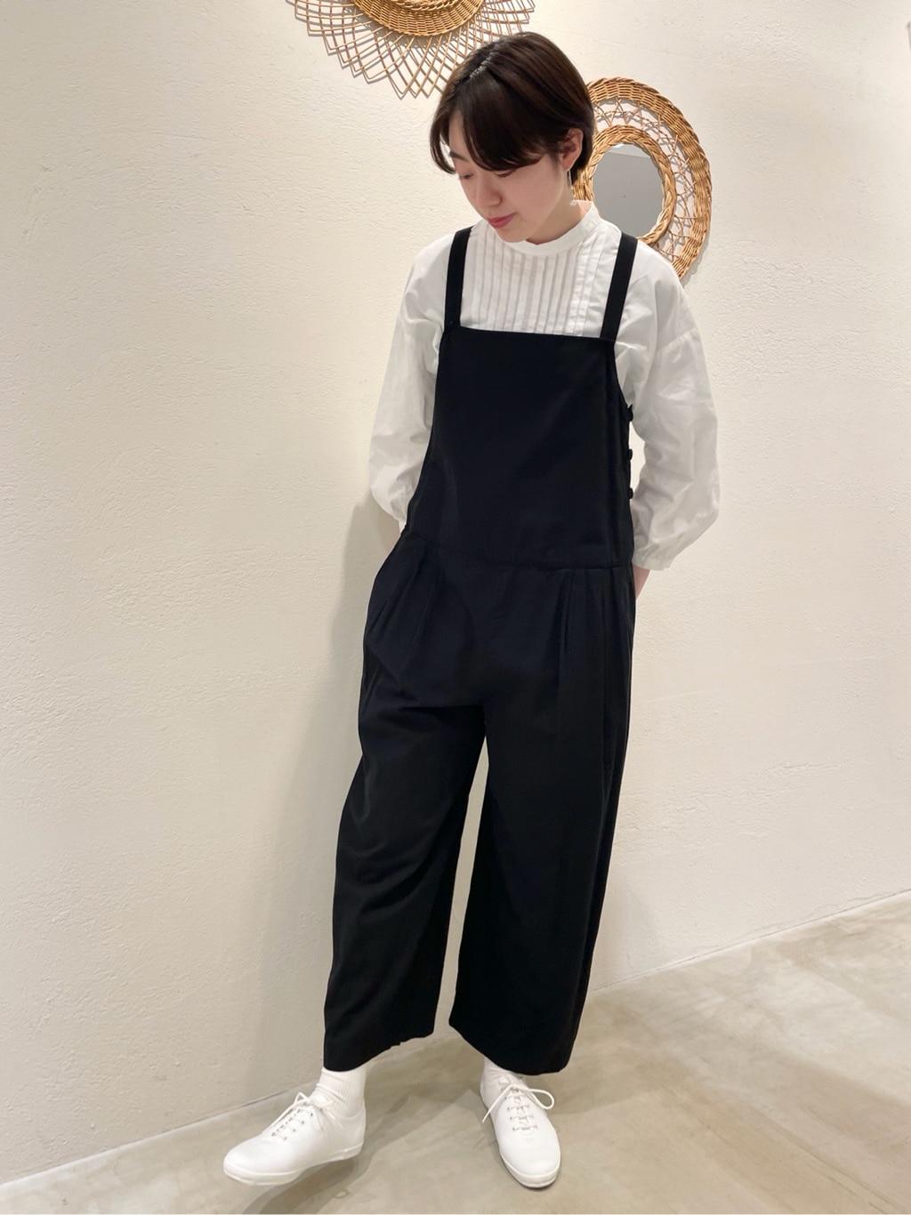 yuni ニュウマン横浜 身長:166cm 2021.03.15