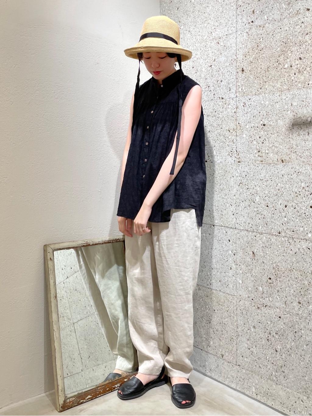 yuni ニュウマン横浜 身長:166cm 2021.05.29