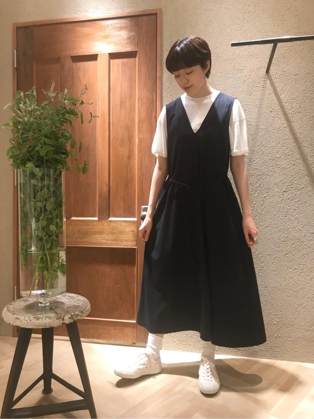 yuni 代々木上原路面 身長:166cm 2020.07.18