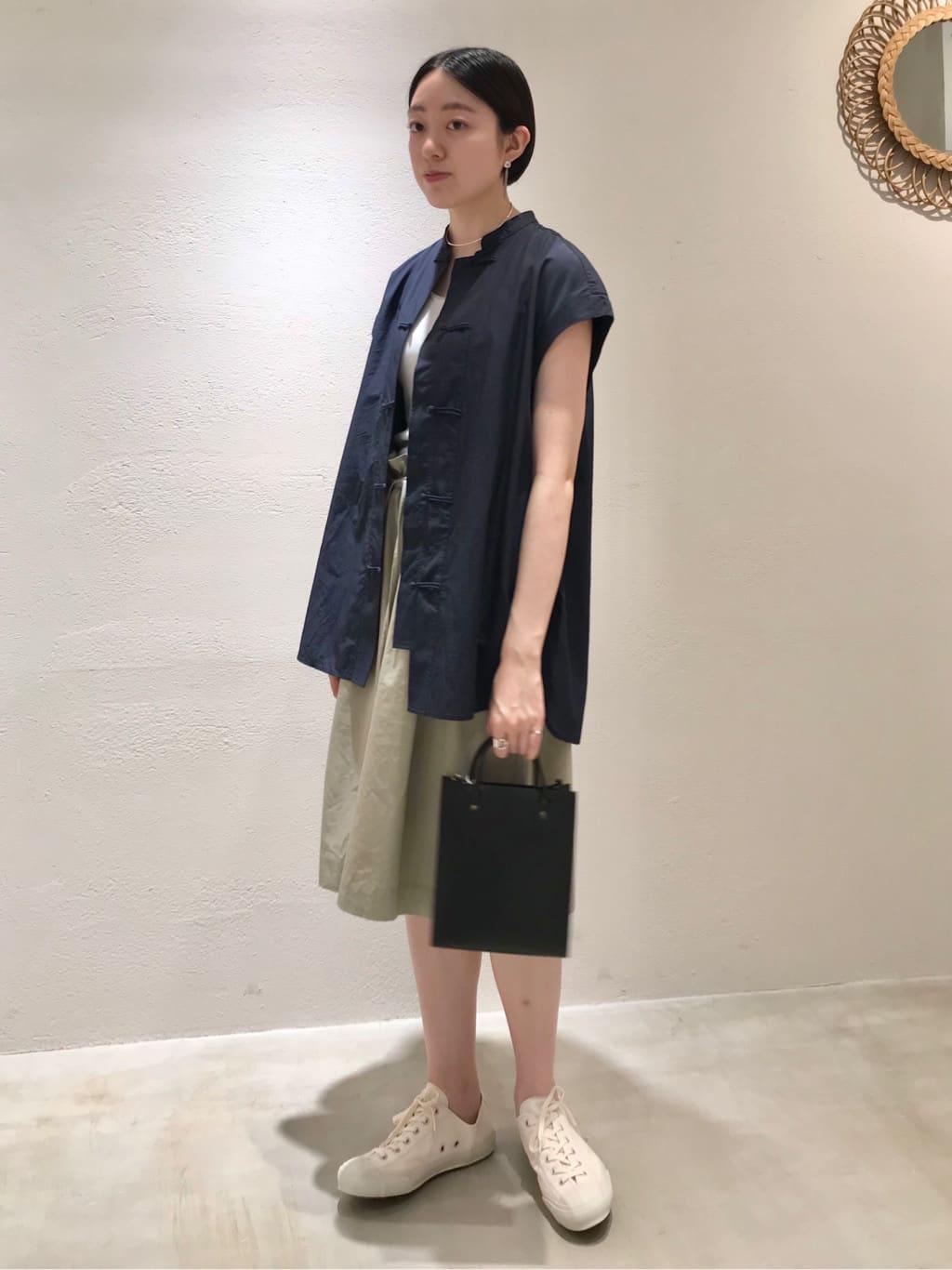 yuni ニュウマン横浜 身長:166cm 2021.07.21