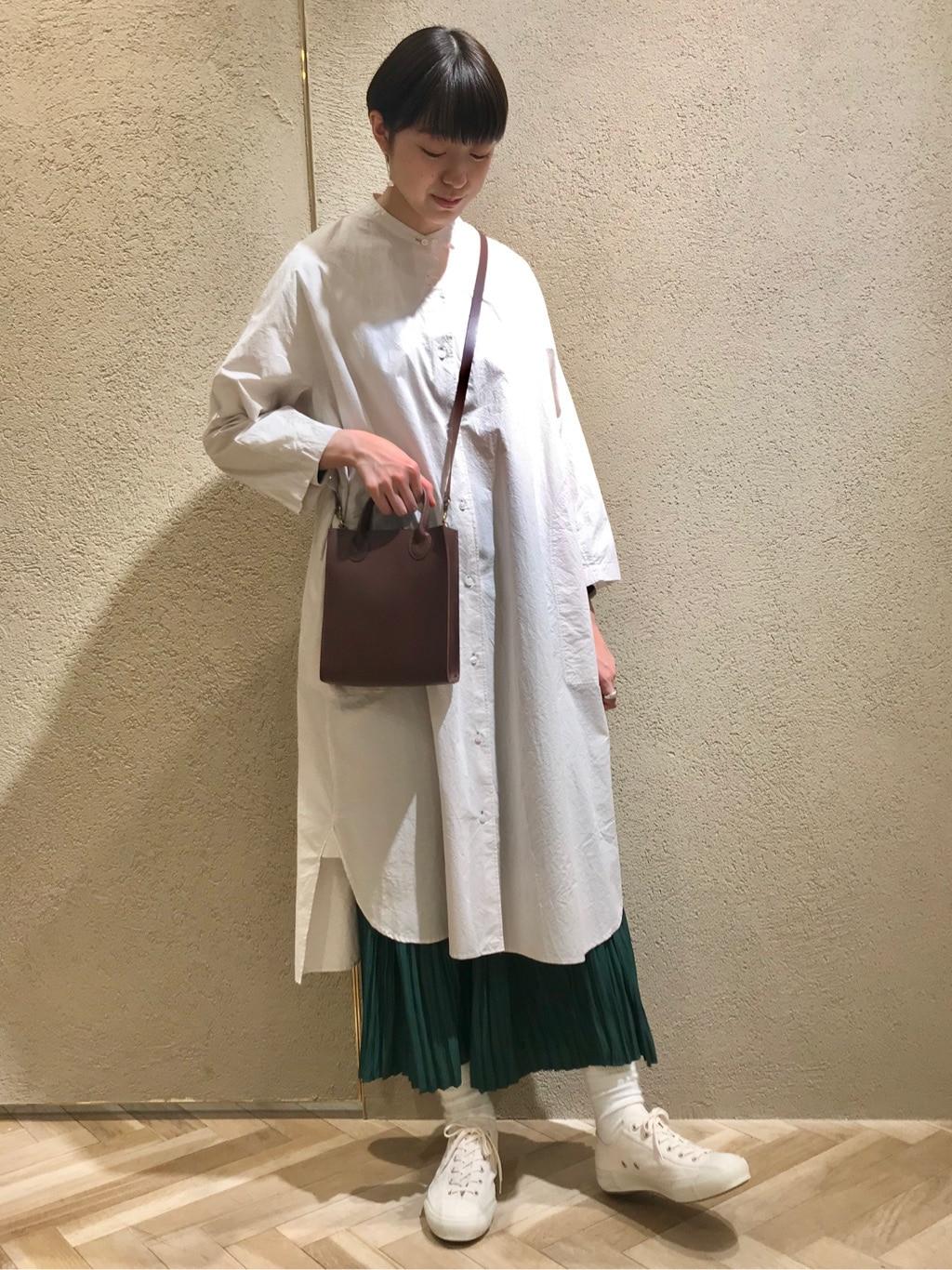 yuni ニュウマン横浜 身長:166cm 2020.12.28