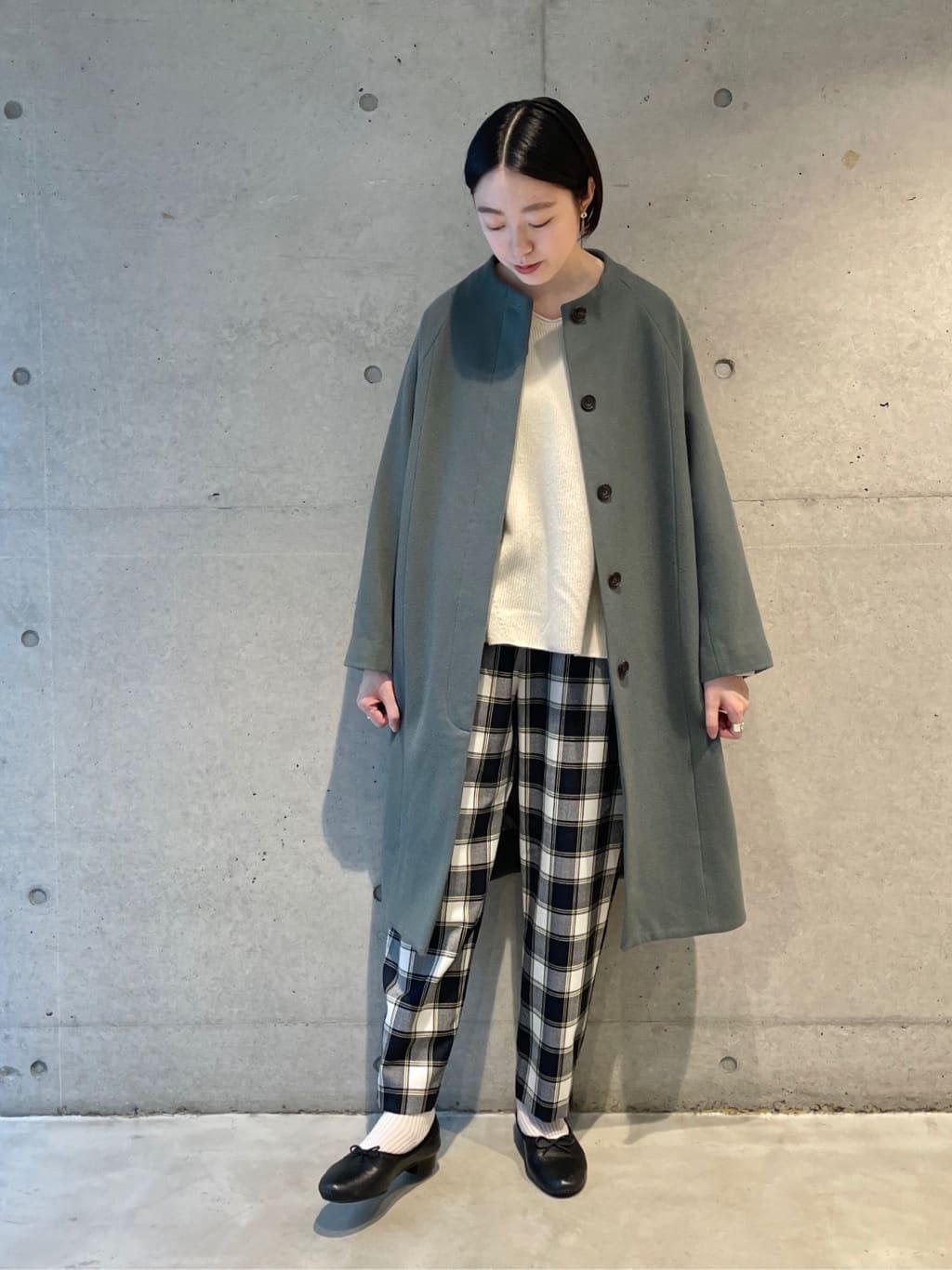 yuni ニュウマン横浜 身長:166cm 2021.09.21