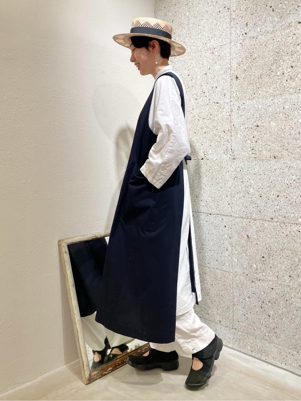 yuni ニュウマン横浜 身長:166cm 2021.04.10